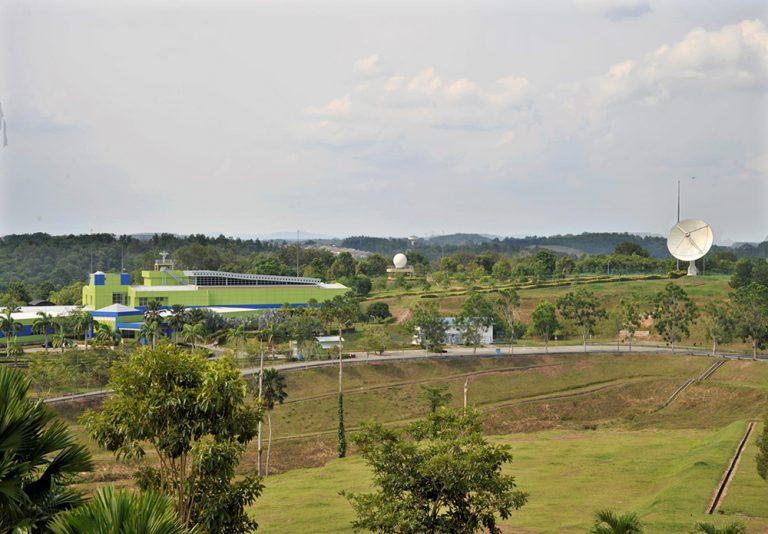 Stesen Penerima Data Satelit (SPDS) Agensi Angkasa Malaysia (MYSA)