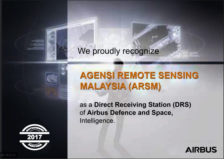 Sijil Direct Receiving Station (DRS) of Airbus Defence and Space, Intelligence