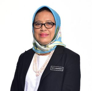 YBhg. Datuk Ir Dr Siti Hamisah binti Tapsir Secretary-General