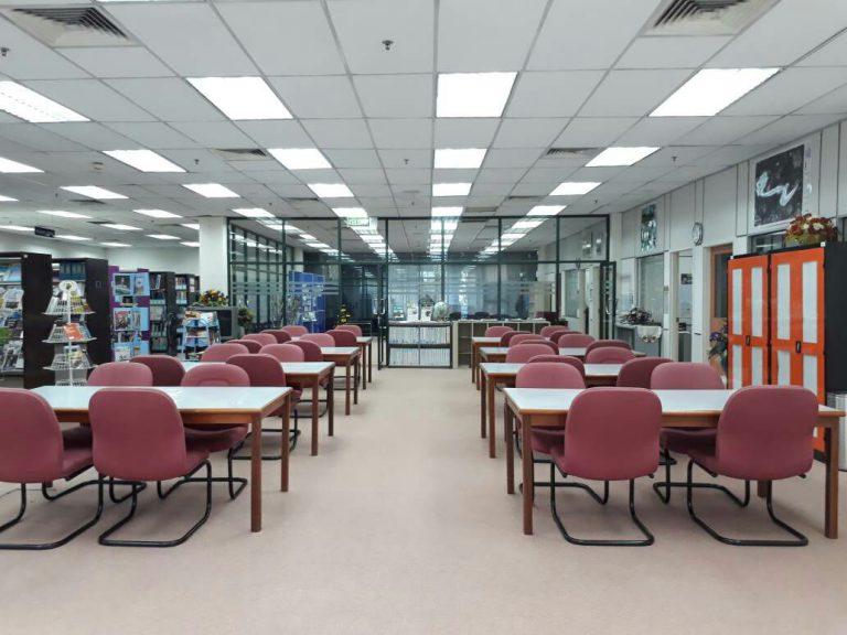 Library MYSA HQ