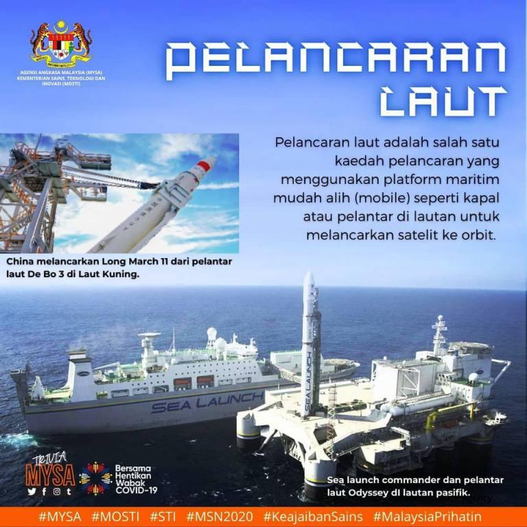 Pelancaran Laut (Sea Launch)