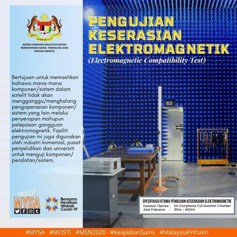 PENGUJIAN KESERASIAN ELEKTROMAGNETIK (Electromagnetic Compatibility Test)