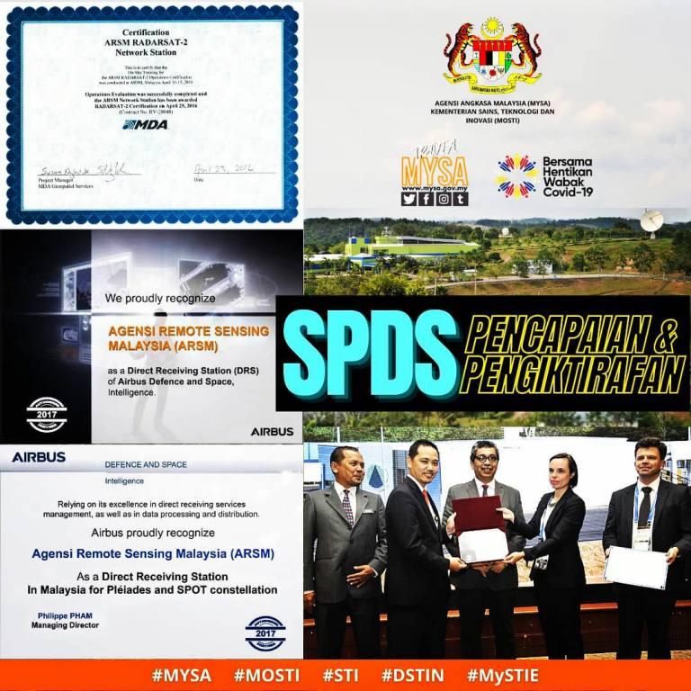 Pencapaian & Pengiktirafan SPDS