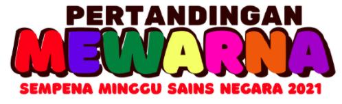logo pertandingan mewarna