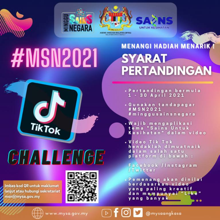Tik Tok Challenge MSN2021