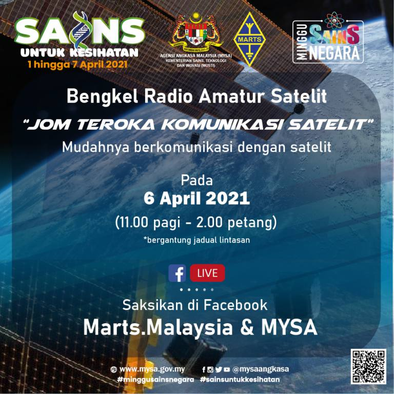 Bengkel Radio Amatur Satelit FINAL