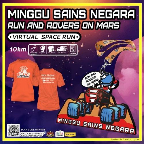 Virtual Space Run