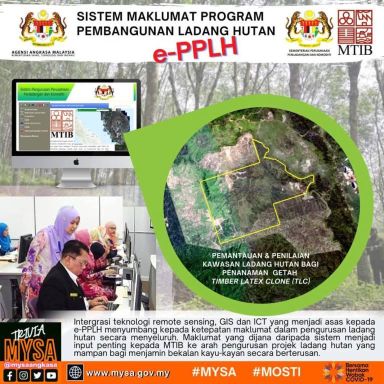 Sistem Maklumat Program Pembangunan Ladang Hutan (e-PPLH)