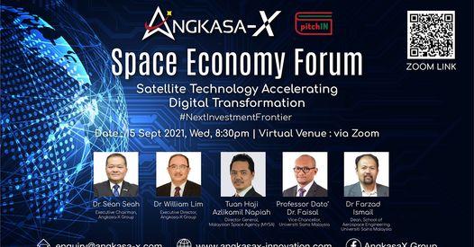 Space Economy Forum